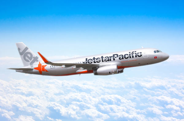 Jetstar Pacific launches Da Nang - Hong Kong route