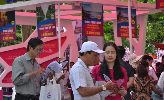 2017 Ho Chi Minh city Tourism Festival opens