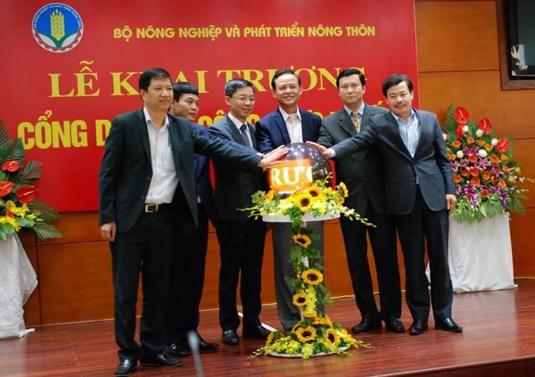 MARD launches Online Public Service Portal