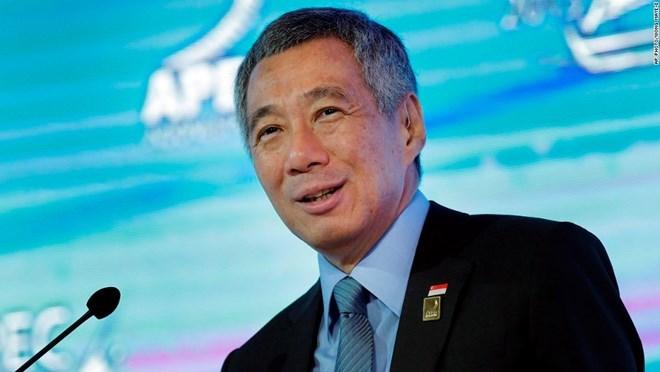 Singaporean PM's visit expected to strengthen strategic partnership