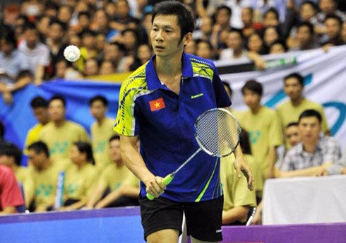 Vietnamese badminton players move up in world rankings