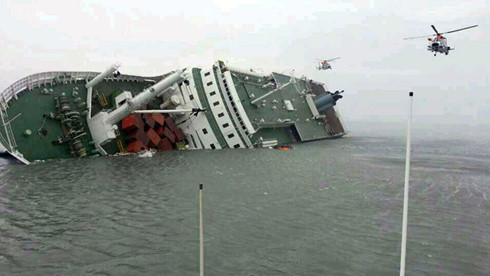 RoK to salvage Sewol ferry