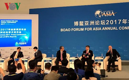 Boao Forum for Asia annual Conference 2017