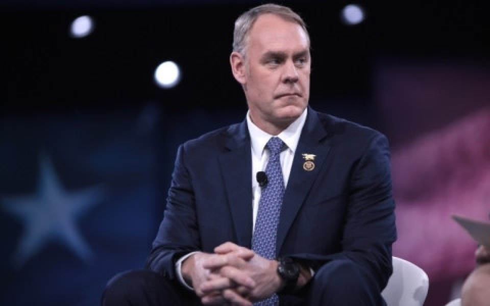 US Senate confirms Ryan Zinke as Interior Secretary