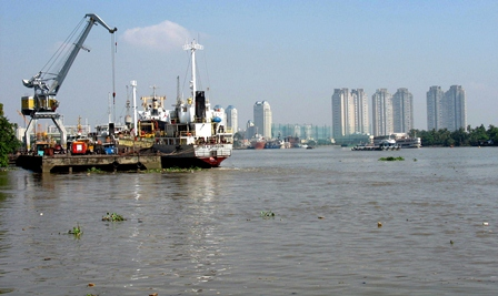 HCM city taps water transport potential