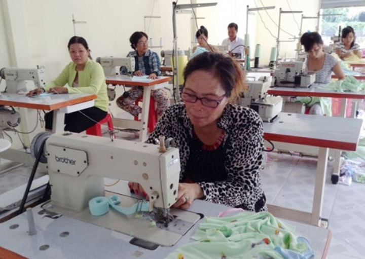 Tien Giang province focuses on creating jobs for labourers