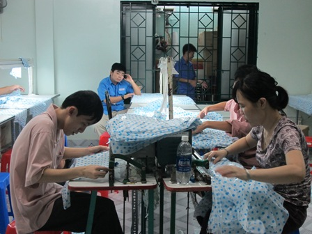 Ho Chi Minh city approves centre for disabled people and orphans