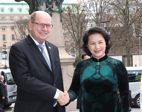 Vietnam, Sweden open new opportunities for cooperation