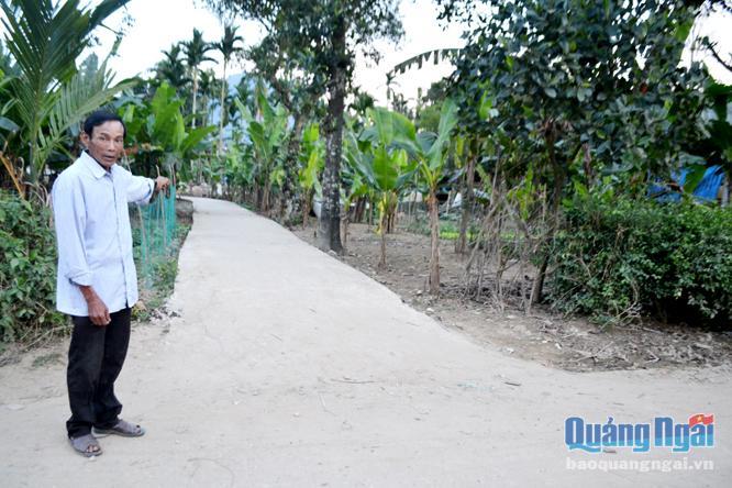 Village head devoted to people