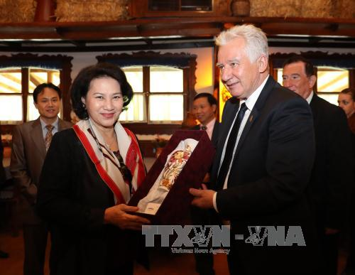 Promoting cooperative relationship between Vietnamese and Hungarian Parliaments