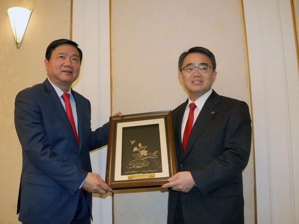 Ho Chi Minh city hopes to cooperate with Japanese prefecture in supportive industry