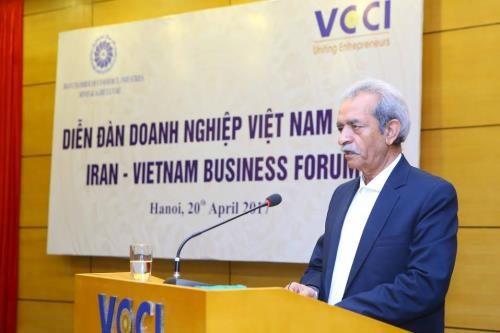 Vietnam, Iran explore economic partnership potential