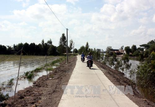 Kien Giang province makes great efforts in raising Khmer people's living standard