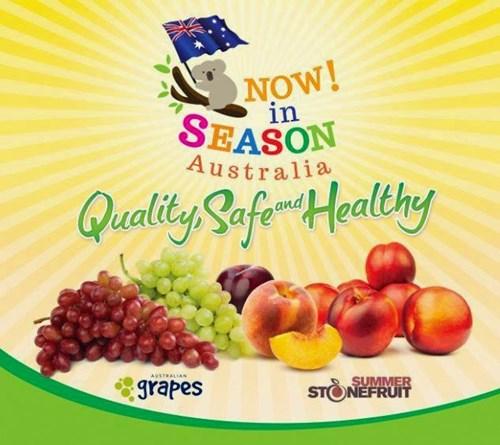 Australia promotes table grapes in Vietnam