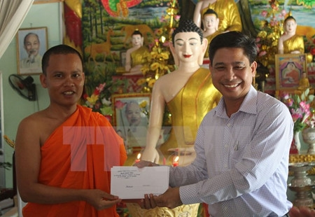 Hau Giang province cares for Khmer ethnic minority people