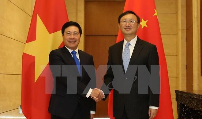 Vietnam, China pinpoint cooperation focus at Beijing meeting