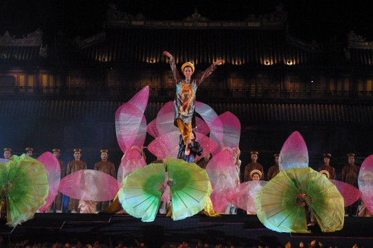 Cultural activities in Hanoi on national holidays