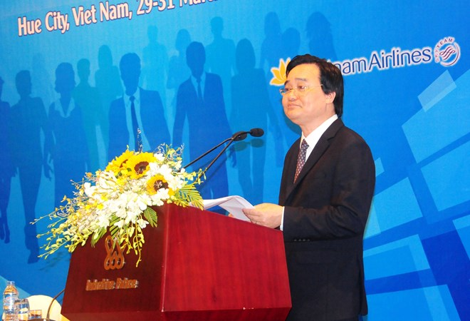 ASEM to narrow gap in innovative education, human resources building