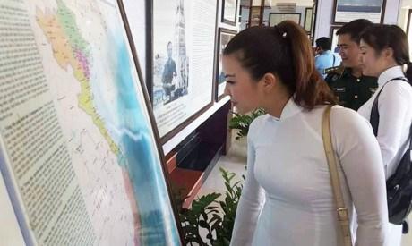 Hoang Sa – Truong Sa exhibition comes to Hoi An