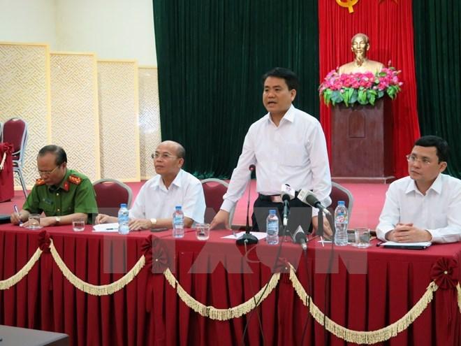 Land issue to be thoroughly inspected: Hanoi mayor