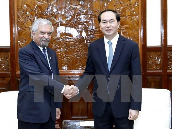 President: Vietnam constitutes active, responsible member of UN