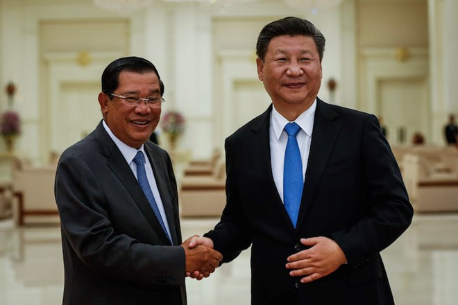 Cambodia-China trade reaches USD4.8 billion