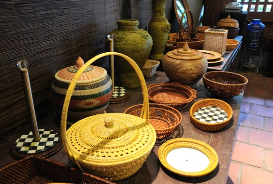 Rattan and bamboo craft village introduced in Hanoi