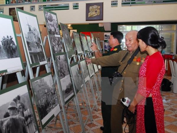 Photo exhibition on historical moments in Ho Chi Minh City