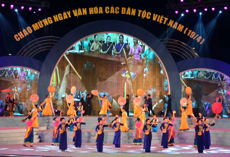 Vietnam Ethnic Groups' Cultural Day 2017 opens in Hanoi
