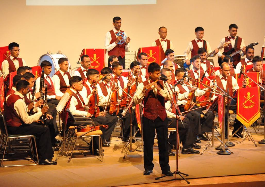 Indian Army Symphony Band to perform in Vietnam