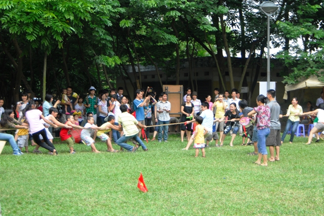 Cultural activities at Vietnam Museum of Ethnology on national holidays