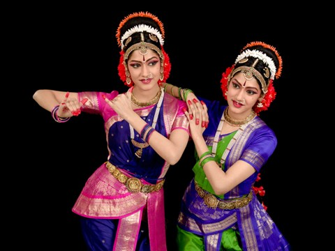 Indian classical dance in Da Nang