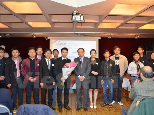 Vietnamese Students Association in France holds 7th Congress
