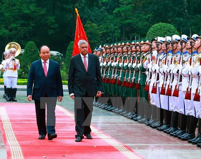 Vietnam, Sri Lanka enhance multi-faceted cooperation