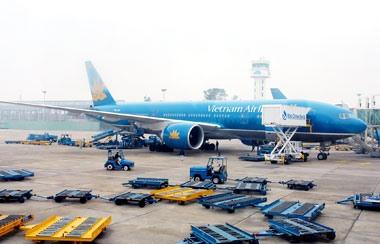 Logistics key for aviation sector