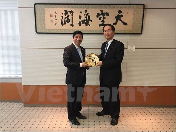 Vietnam boosts cooperation with Japanese prefectures