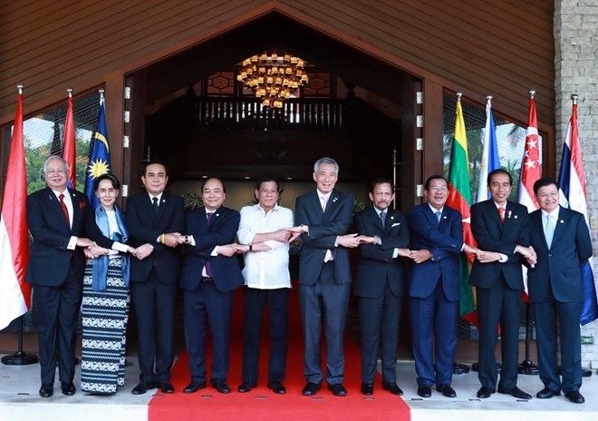 30th ASEAN Summit opens in Manila