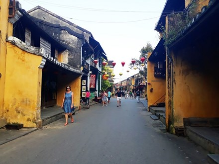Hoi An expands pedestrian zone