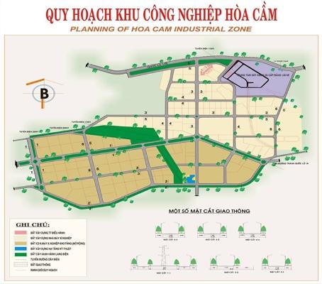Adjusting planning of Da Nang's IZs by 2020