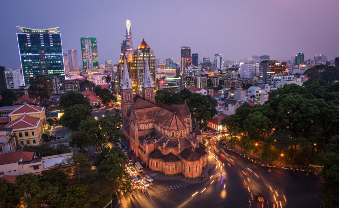 Ho Chi Minh city changed under overseas Vietnamese's view