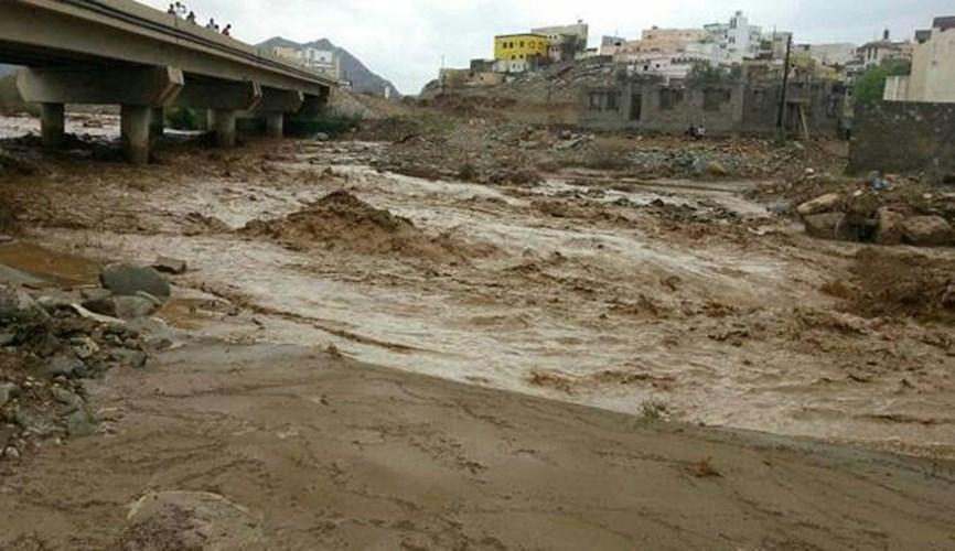 Massive floods hit Iran