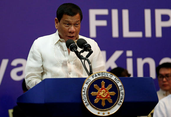 Filipino President Duterte to visit Japan