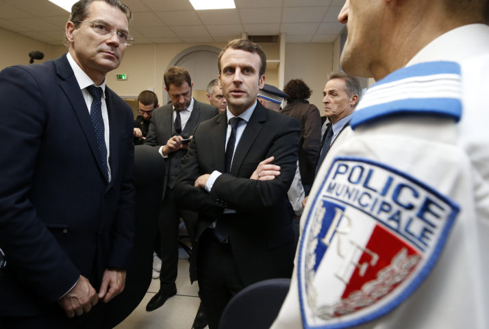 France tightens security on election day