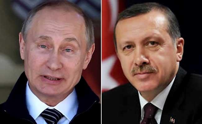 Putin congratulates Erdogan over referendum outcome