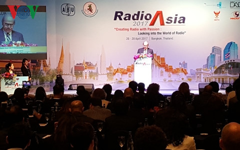 Radio Asia Conference 2017 opens in Bangkok