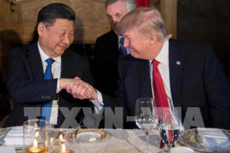 Xi Jinping calls Donald Trump over nuclear weapons