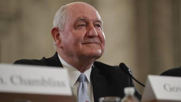 US Senate confirms Perdue as Agriculture Secretary