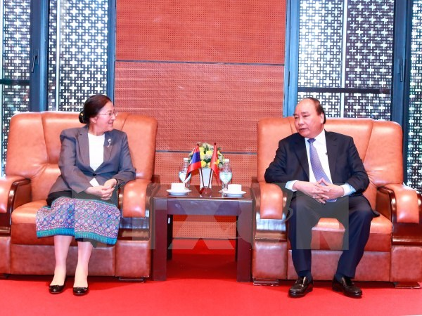 Lao parliament hails governmental cooperation with Vietnam