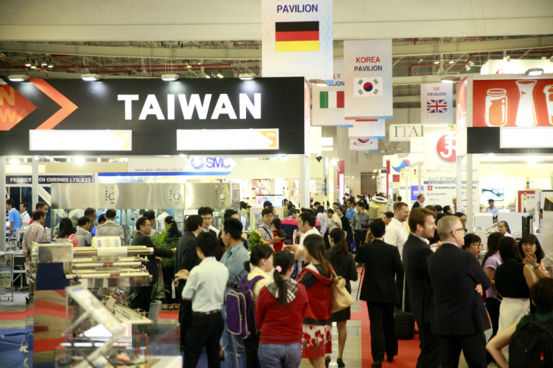International food and hotel exhibition opens in Ho Chi Minh city