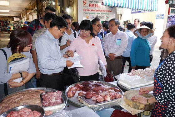 Ho Chi Minh city levies over VND224 million in food safety violation fines